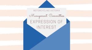 Expressions of Interest for MV Management Committees