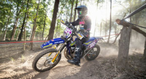 Victoria's Danielle Looking to put her Best Foot Forward at AORC