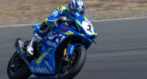 ASBK Contenders Not Backing Down at Winton