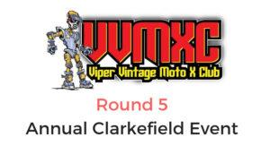 Round 5 – Viper VMX 2018 Annual Clarkefield Event